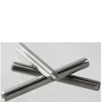 Spring Pin Medium Carbon Steel Black Oxide M4 x 26 MM Roll Pin
