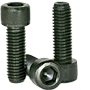 SOCKET HEAD CAP SCREW, THERMAL BLACK OXIDE, ALLOY