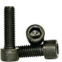 METRIC 12.9 SOCKET HEAD CAP SCREW, DIN 912, THERMAL BLACK OXIDE, ALLOY