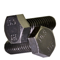 Metric Hex Bolts, Fully Threaded (DIN 933)   Coburn-Myers