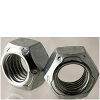 "UNC Imperial Grade C All Metal Zinc Stover Lock Locking Nuts 1//4 5//16 3//8 1//2/"""