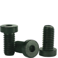 LOW HEAD SOCKET CAP, THERMAL BLACK OXIDE, ALLOY
