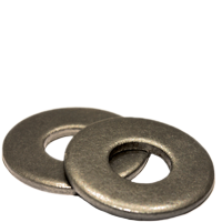 USS FLAT WASHER, PLAIN, LOW CARBON