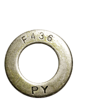 F436 STRUCTURAL FLAT WASHER, PLAIN