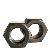 METRIC CLASS 8 HEX NUTS DIN 934 PLAIN