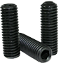 CUP POINT SOCKET SET SCREW, THERMAL BLACK OXIDE, ALLOY (INCH)