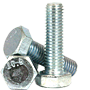 METRIC CLASS 10.9 HEX HD BOLT/SCREW, DIN 931/933/960/961, ZINC CR+3 BAKE