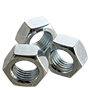 METRIC CLASS 8 HEX NUT, DIN 934, ZINC CR+3