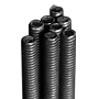 A307 GRADE A THREADED ROD, PLAIN