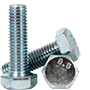 METRIC CLASS 8.8 HEX HD BOLT/SCREW, DIN 931 / 933 / 960 / 961, ZINC CR+3