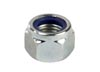 METRIC NYLON INSERT LOCK NUTS (DIN 982)