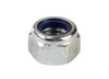 METRIC NYLON INSERT LOCK NUTS (DIN 985)